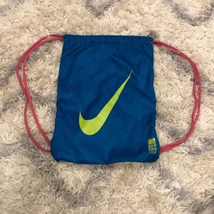 Nike Drawstring Cinch Bag